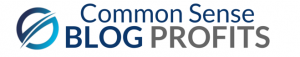 Common Sense Blog Profits
